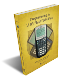 """Programming the TI-83 Plus/TI-84 Plus"""