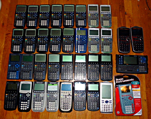 Post Your Calculator Collection Cemetech Forum