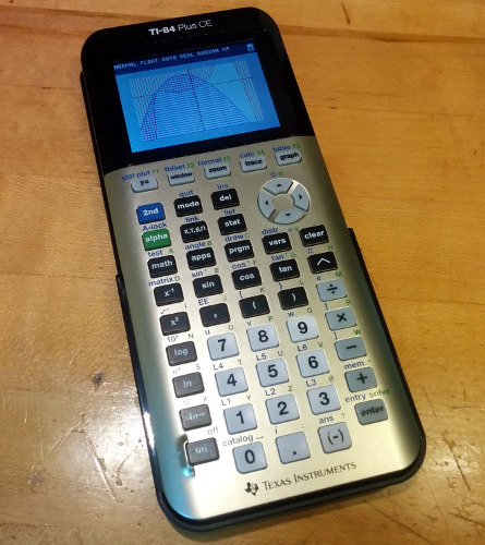 Cemetech   News   Hands-On with the Gold TI-84 Plus CE (2016)