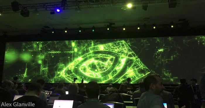 GPU Technology Conference 2016
