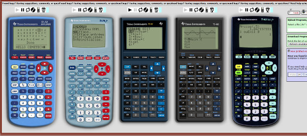 jsTIfied TI-81, TI-82, TI-82 Stats.fr, TI-73, and TI-76.fr support
