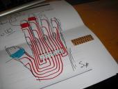 Glove perfboard
