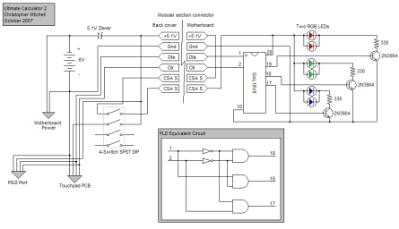 Mods Electrical Schematic