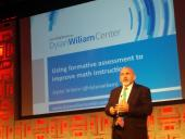Dylan Wiliam talks about formative assessment and effective teaching techniques.