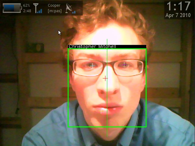 face recognition thesis 2010