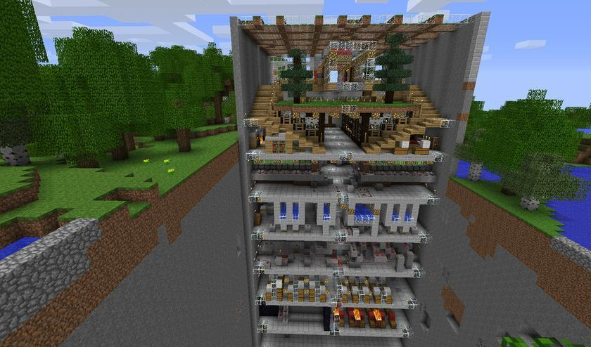 Minecraft Screenshots Thread Cemetech Forum